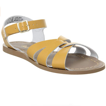 Salt Water Sandals - Original - Mustard Waterproof Leather