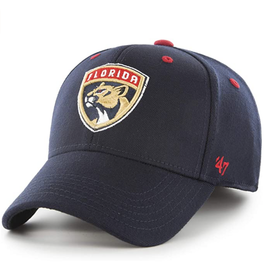 '47 Brand - NHL Florida Panther - One Size Fits All Stretch Cap
