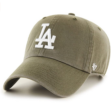 '47 Brand - MLB LA Angeles - Adjustable Green Cap