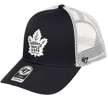 '47 Brand - NHL Toronto Maple Leafs - Adjustable Navy Trucker Cap