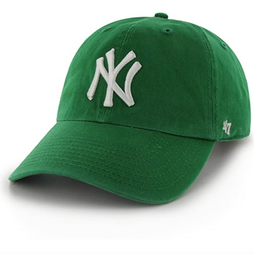 '47 Brand - MLB New York Yankees - Adjustable Green Cap