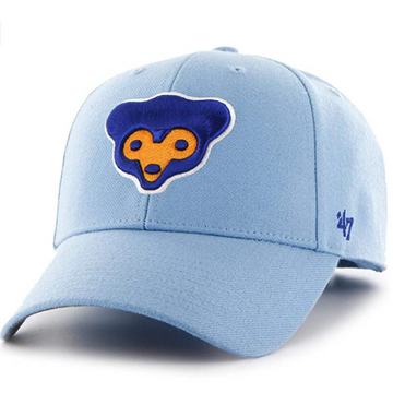 '47 Brand - MLB Chicago Cubs Retro - Adjustable Light Blue Cap
