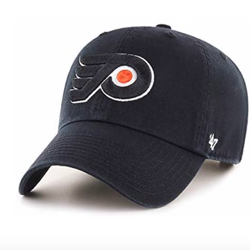 '47 Brand - NHL Philadelphia Flyers - Adjustable Black Cap