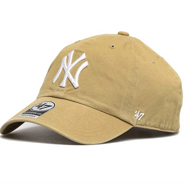 '47 Brand - MLB New York Yankees - Adjustable Tan Cap