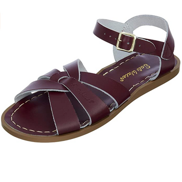 Salt Water Sandals - Original Women's Sandal - Claret