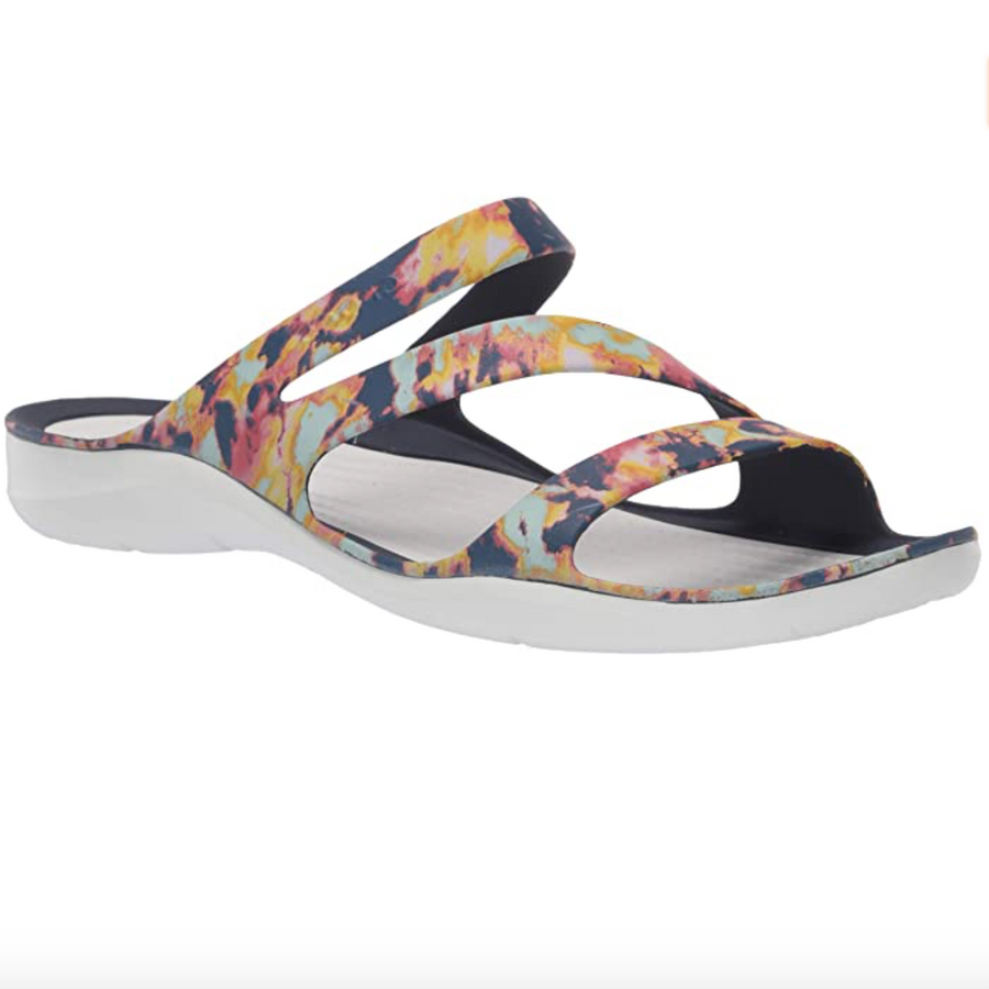 Crocs - Women's Swiftwater - Tie Dye