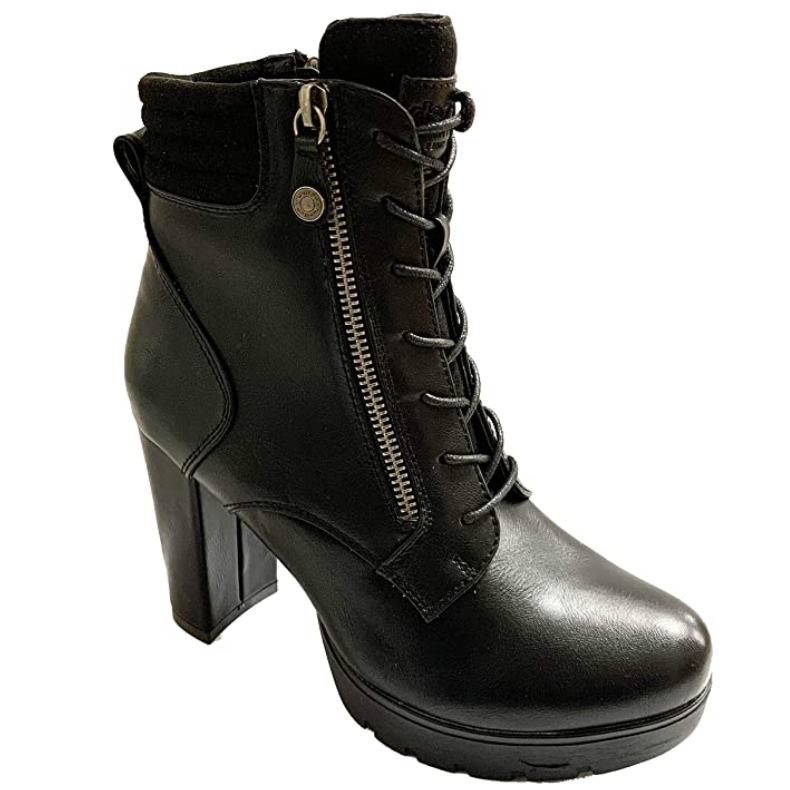 Refresh - 72384 - Womens Ankle Boot - Black