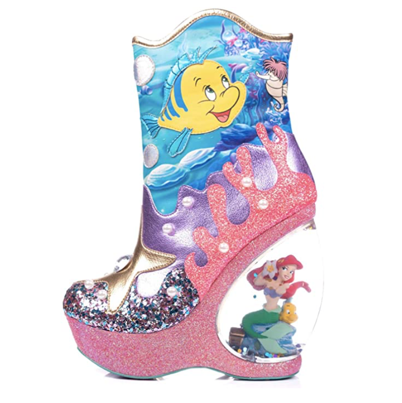 Irregular Choice - Just Me And The Sea