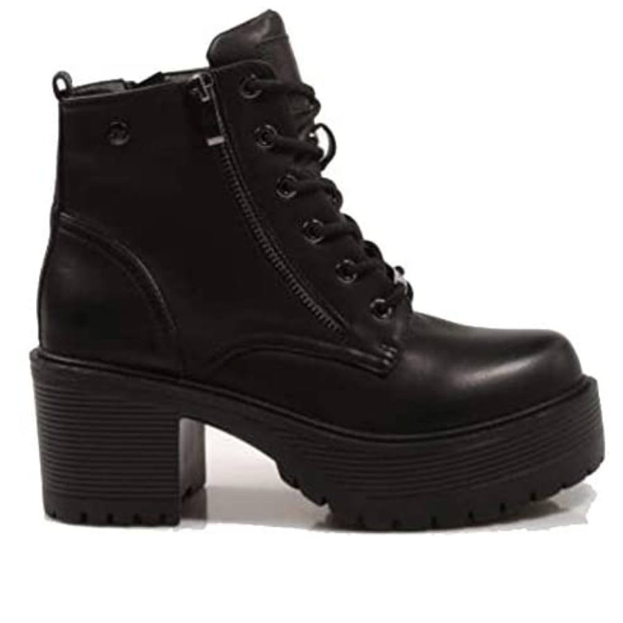 XTI - 44695 - Women's Ankle Boot - Black