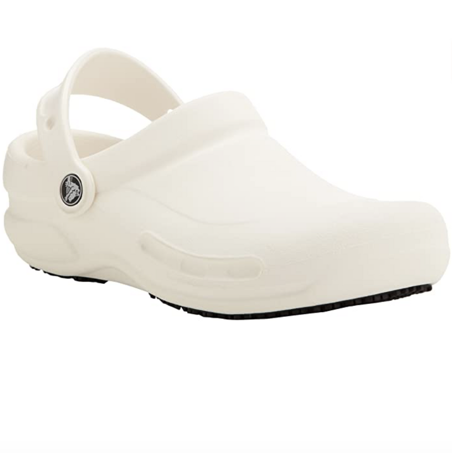 Crocs - Classic Bistro - Work Clog - White
