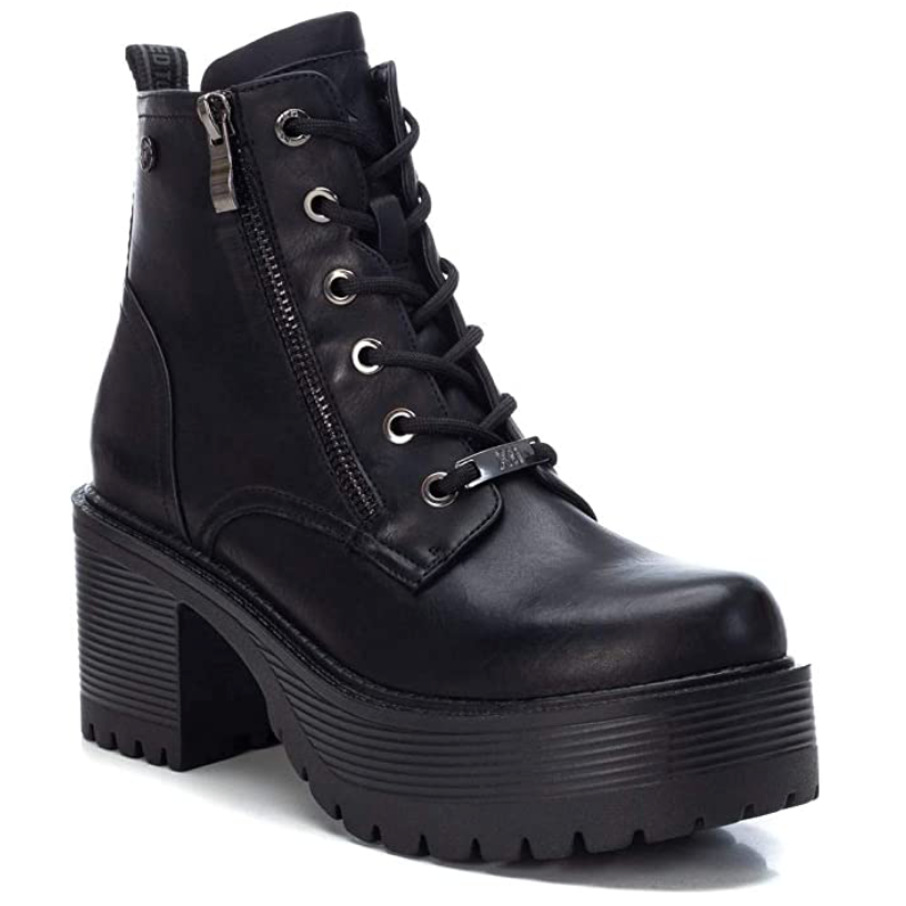 XTI - 44695 - Women's Ankle Boots - Black