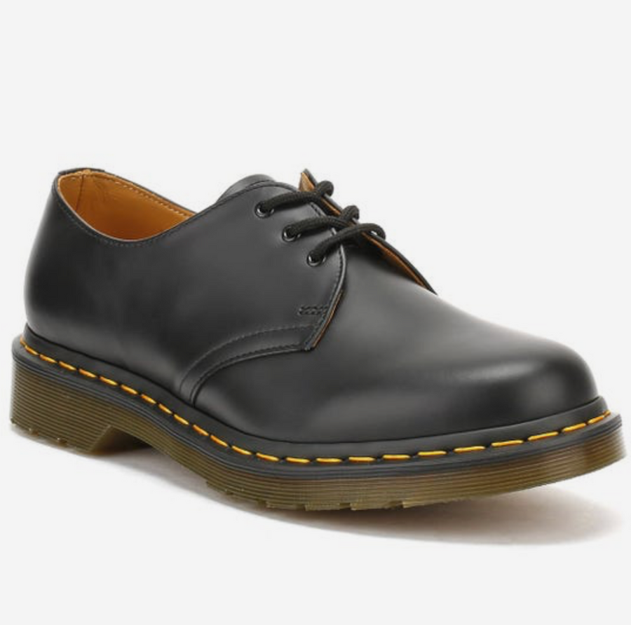 Dr Martens - 1461 Smooth Leather - Black