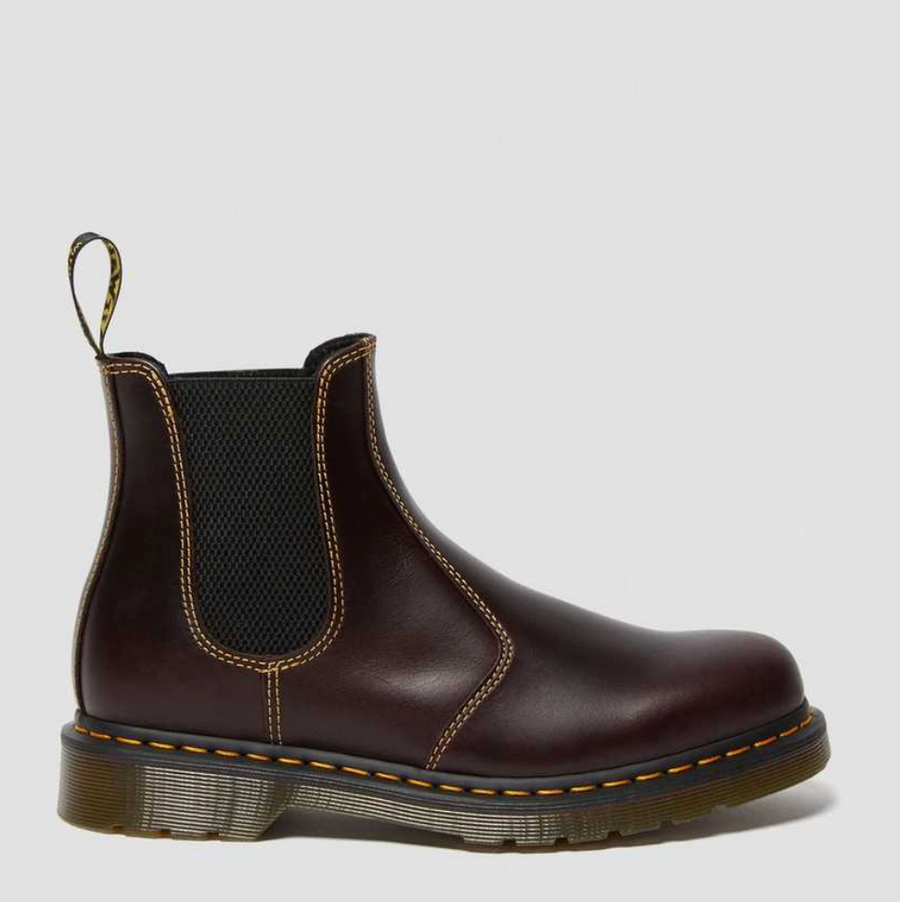 Dr Martens - 2976 Atlas Leather Chelsea Boot - Oxblood