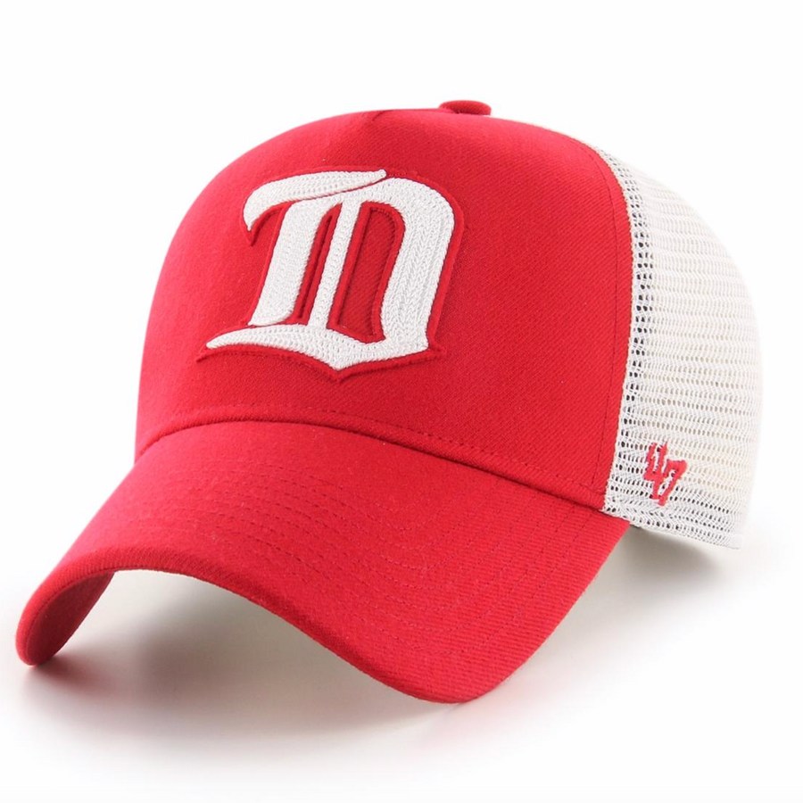 '47 Brand - Detroit Redwings Retro Cap - Red