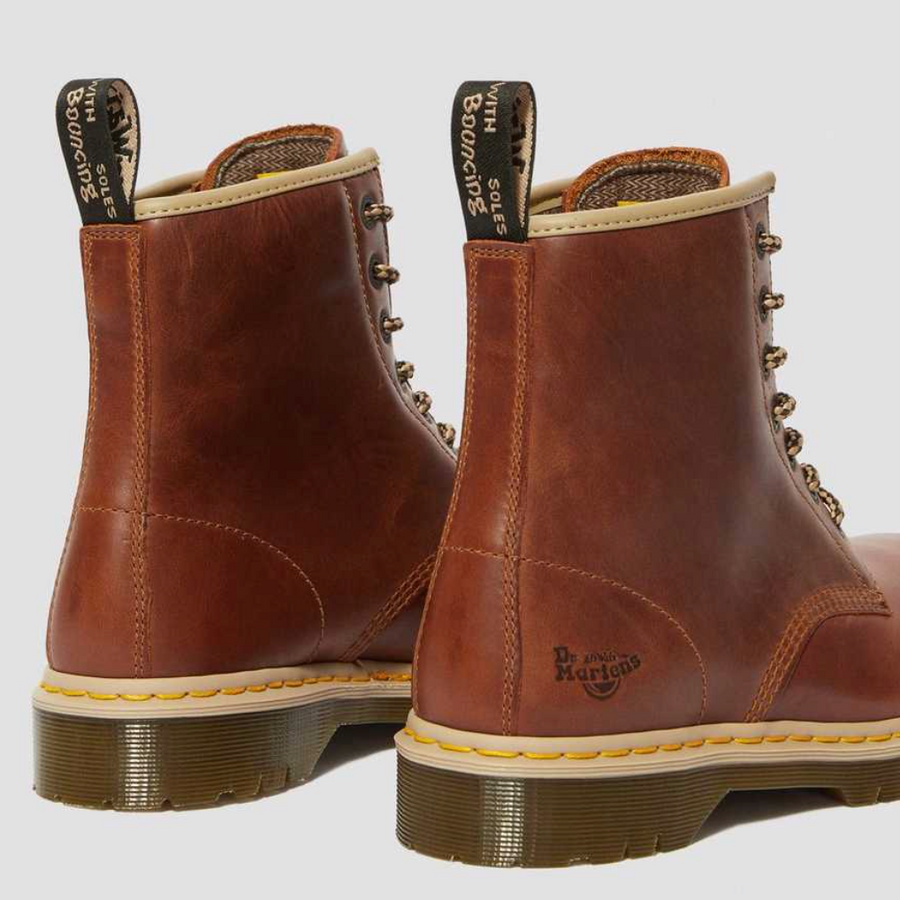 Dr Marten - Icon Work Boot - Tan