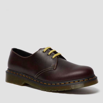 Dr Martens - 1461 Atlas Leather Shoes - Oxblood