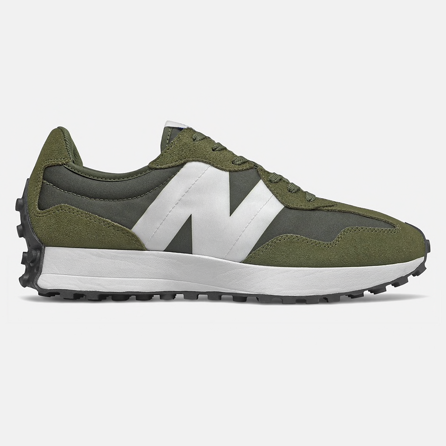 New Balance - MS372CPE - Men's Fashion Trainers - Green