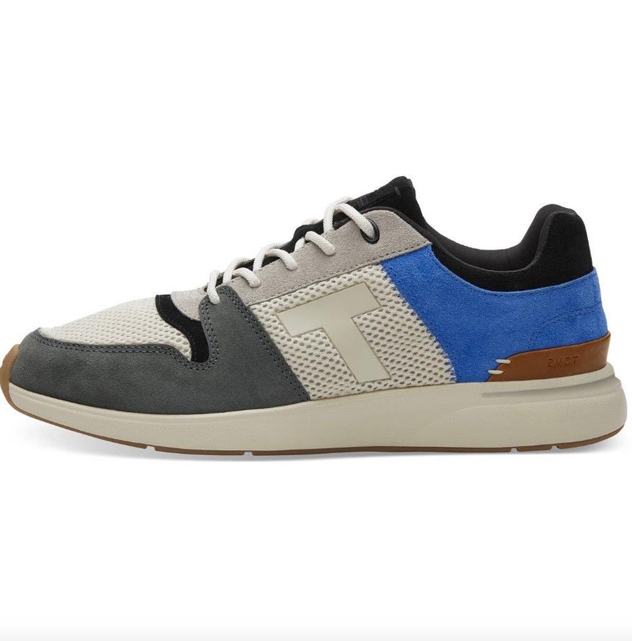 TOMS - Arroyo Trainer - Admiral Blue / Pebble Grey