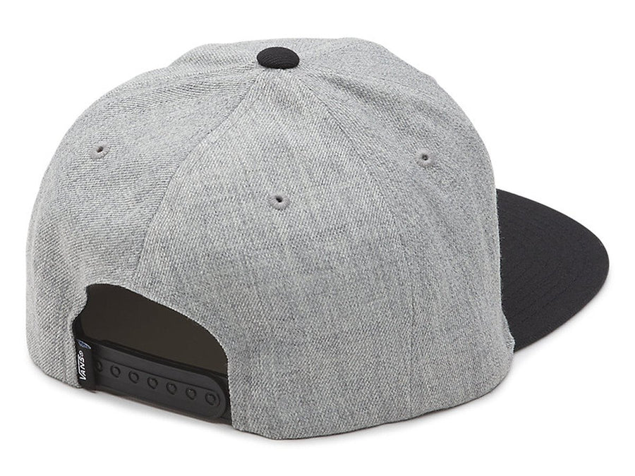 Vans - Drop V II Snapback - Heather Grey