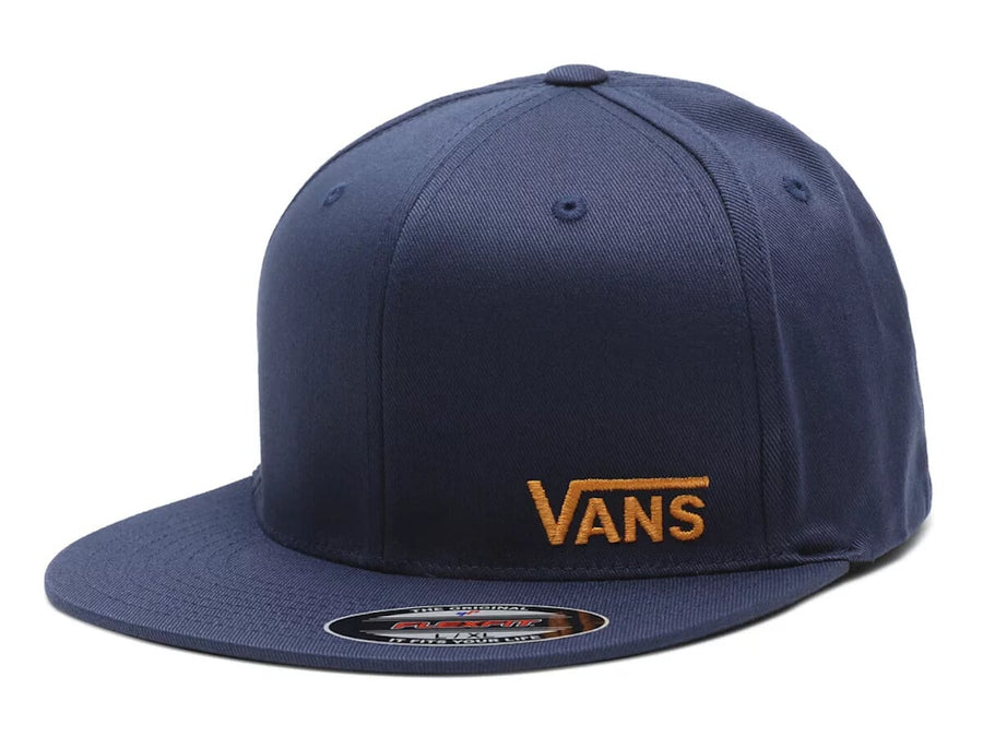Vans - Splitz Snapback - Dress Blue