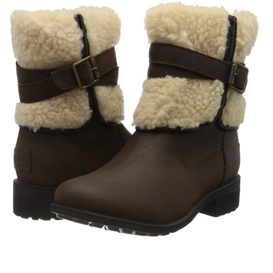 UGG - Waterproof Leather Blayre Boot - Stout