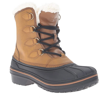 Crocs - Women's All Cast ii Snow Boot - Wheat