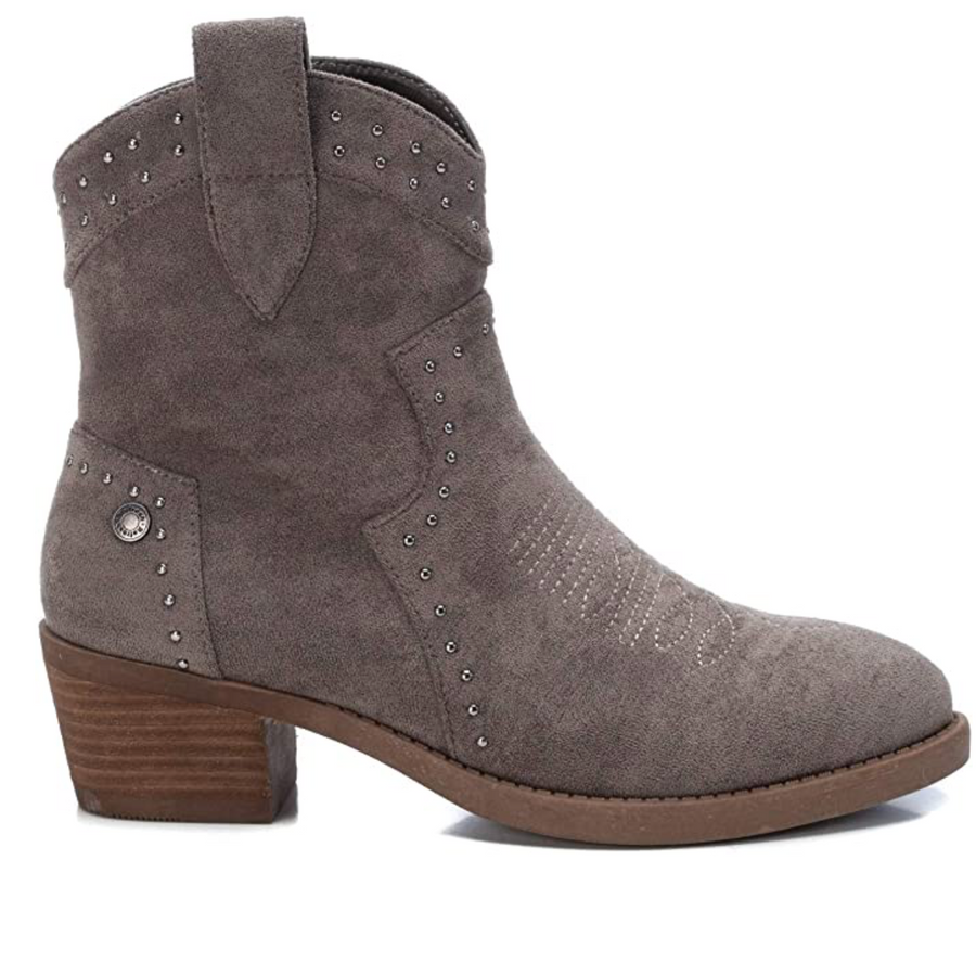 Refresh - 72593 - Synthetic Western Boots - Taupe