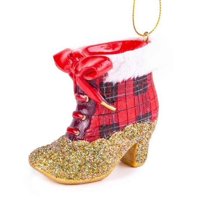 Irregular Choice - Fancy A Cuppa Ornament - Christmas