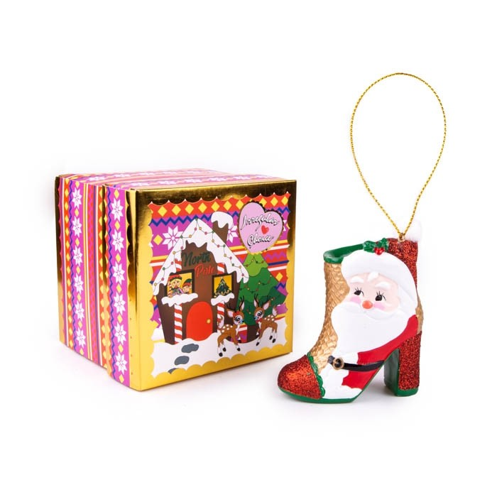 Irregular Choice - The Kringles Ornament - Christmas