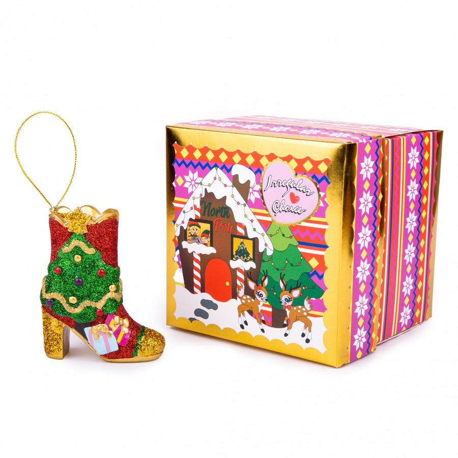 Irregular Choice - Trees A Crowd Ornament - Christmas