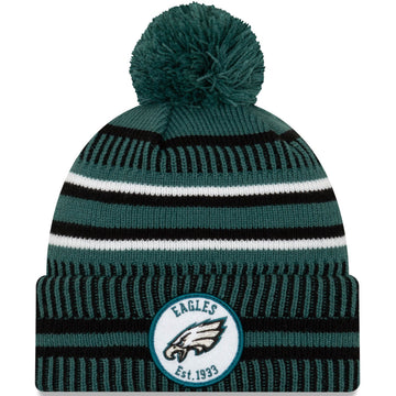 Philadelphia Eagles Sideline Knit - New Era