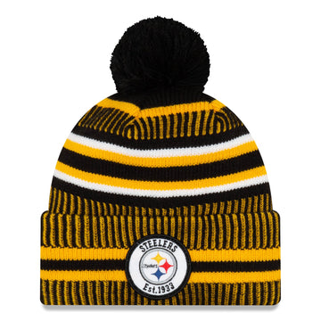 Pittsburgh Steelers Sideline Knit - New Era