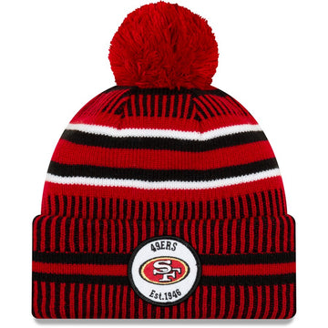 San Francisco 49ers On Field Knit – New Era