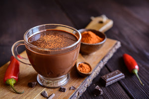 Aztec Hot Chocolate Drink