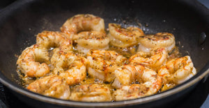 Easy Butter Cajun Shrimp