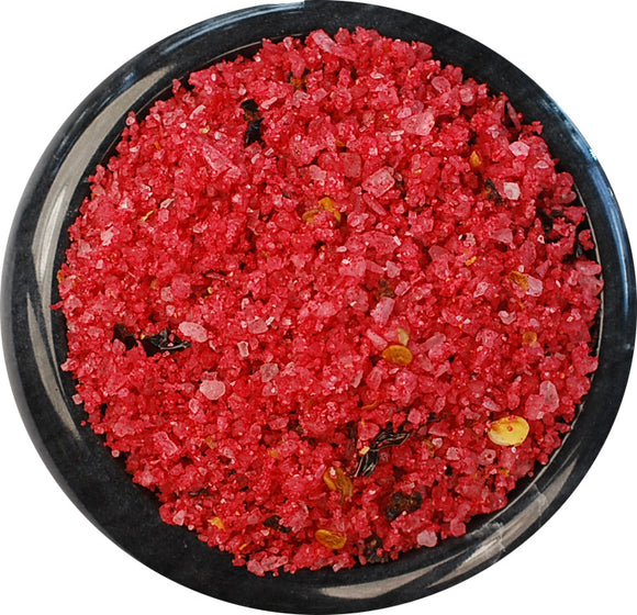 Raspberry Chipotle Sea Salt