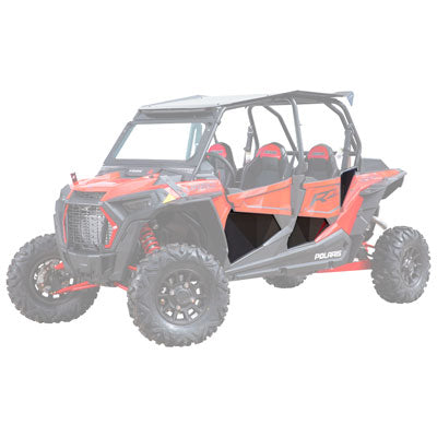 Polaris RZR 4 seat Tusk Aluminum Lower Door Insert