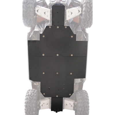 Tusk HD Quiet-Glide Skid Plate 1/2