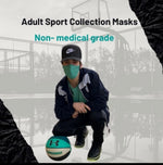 Adult Sport Collection/3-Layer Cotton with Middle Polypropylene Layer/Add 5 or more to your cart and save 20%