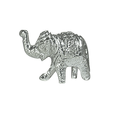 Solid Elephant-small (Trunk Up)