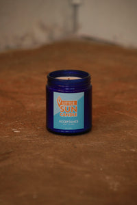 ACCEPTANCE 9oz Little Sun Candle
