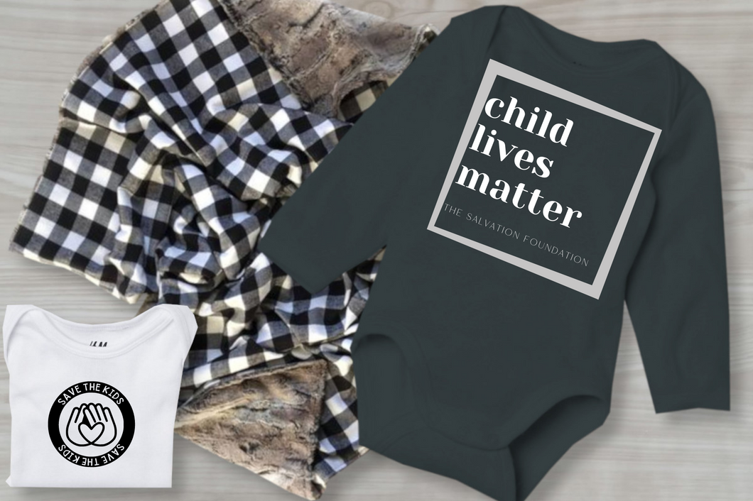 Pre-Order Unisex Children's: Child Lives Matter