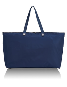 Just in case Tote Voyageur Azul Marino