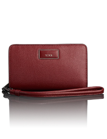 Tumi French Purse Terracota