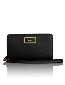 Tumi French Purse Negra