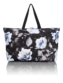 Just in case Tote Voyageur Floral