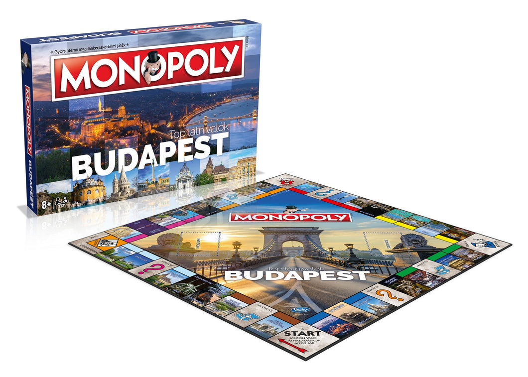 Monopoly Budapest