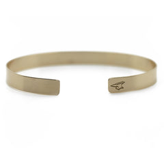 Latitude And Longitude Cuff Bracelet