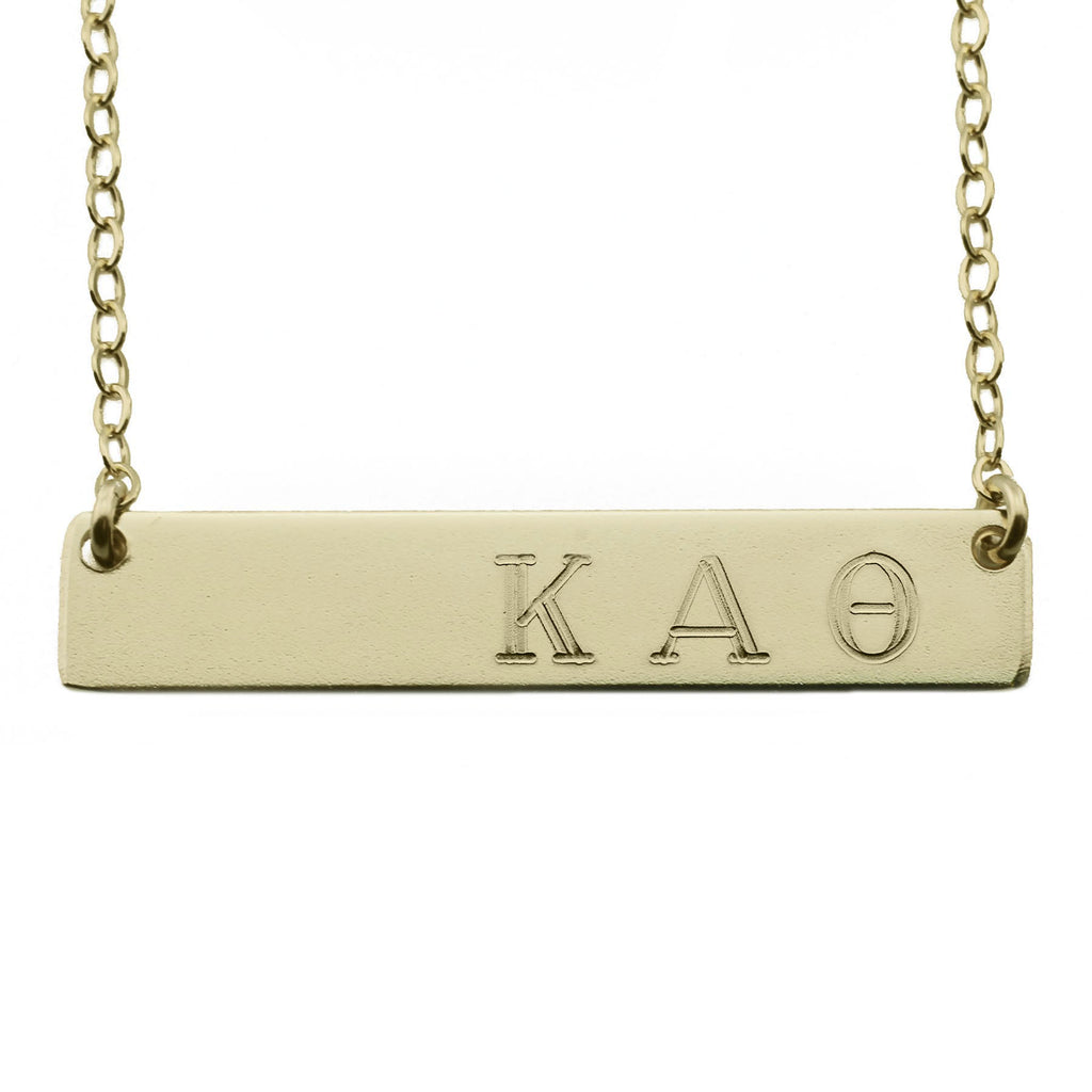 Custom Sorority Necklace
