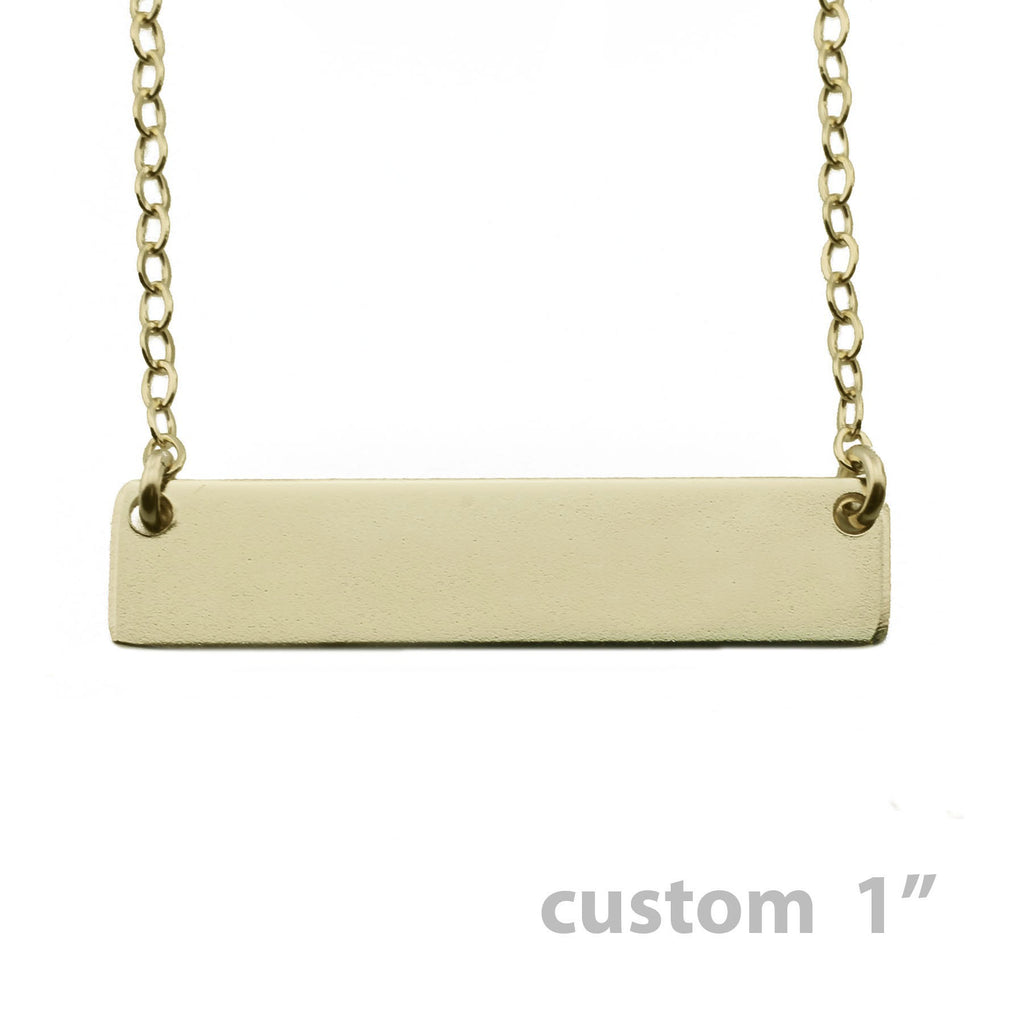 custom handwriting necklace gold name plate necklace